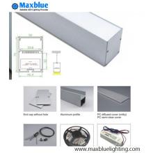 Pendant LED Linear Light Alumium Profile (5070)
