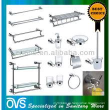 accesorios de hardware de baño de diseño popular serie 73