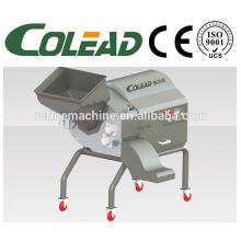 SUS 304 máquina de corte de cebola venda quente / máquina de corte de batata / máquina de corte industrial