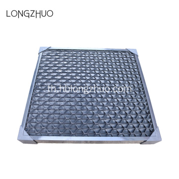 PVC Cellular Air Inlet Louver ของ Square Cooling Tower
