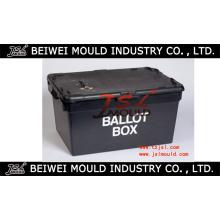 Fabricante de moldes para injeção de urna plástica