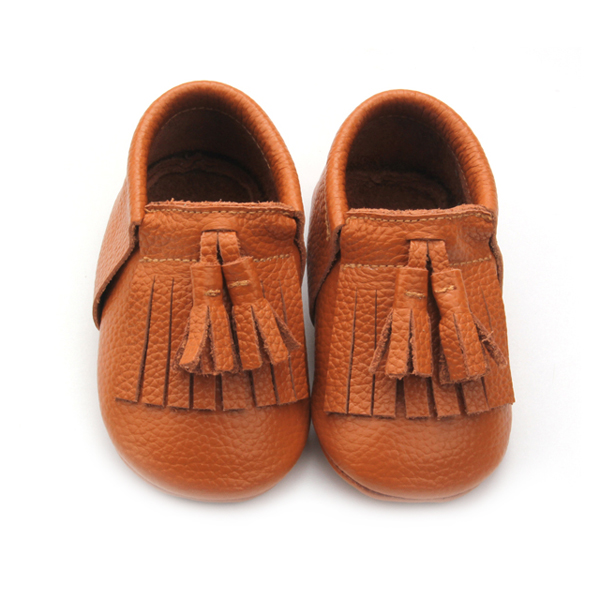 New Arrival Little Crib Shoes Soft Sole Moccasin Baby High Quality