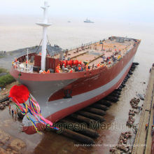 Ship Launching Inflatable Airbag