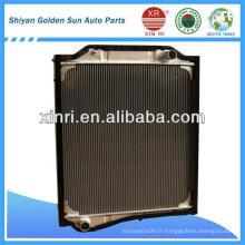 Radiateur tube à radiateur en aluminium Auman 1124