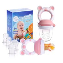 Comederos de frutas para bebés personalizados de grado alimenticio