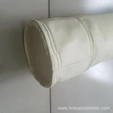 PPS dust bag for cement chemical industry