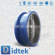 Didtek API Standard Dual Plate Flange Wafer Check Valve