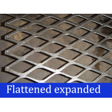 Плоский / сплющенный расширенный металл