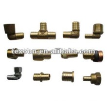 pex copper pipe fittings various end of brass&ABS fittings Lead free