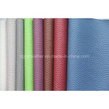 Mobília colorida Semi-PU couro (QDL-FS054)