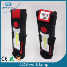 Rotatable ABS LED COB Work Light