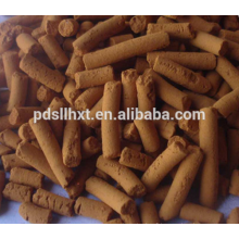 Manufacturer supply iron oxide desulfurization for Biogas desulfurization,iron oxide desulfurizer for natural gas H2S removel