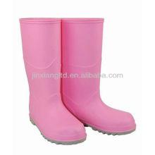 pvc rain boots girl JX-992CP