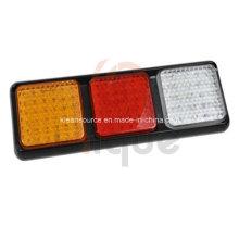LED Truck White Reverse Rear Direction Indicator Lamp 12V/24V Outline Light
