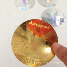 2016 novo design personalizado Pvc adesivo no rolo
