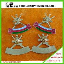 Goupilles promotionnelles en métal (EP-B9074)