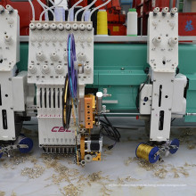 Máquina de bordar liso mezclada del bordado de la lentejuela
