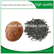 charbon activé de noix de coco pour l'agent de piégeage de formaldéhyde
