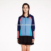 fashion colorful women cashmere hoodie