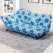 Fabric Upholstered Daybed Futon Sleeper Sofa Bed