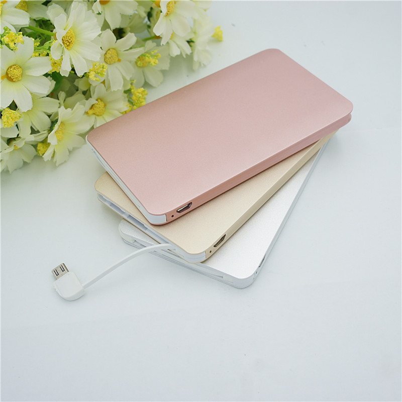 metal card power bank