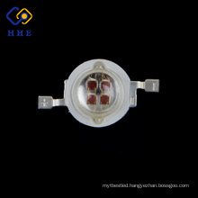 Epistar Bridgelux 45mil 35 mil Chip 5w 380nm High Power UV LED Diode