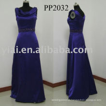 2010 manufacture sexy beaded silk evening dress PP0032