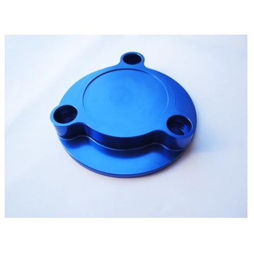 Billet Clamps Anodized Blue Strong Style Color B82220 Aluminum Strong Cover Cap Of Cnc Machining Parts