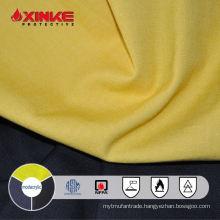 EN 1149-3 fire resistant reflective modacrylic fabric