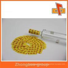 Venda quente e selo de tampa de PVC de alta qualidade para garrafa-pescoço