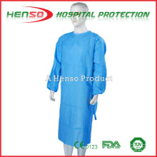 HENSO Medical Disposable Non Woven Surgical Gown