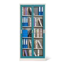 Sliding Doors Storage Cupboard with Adjustable Shelves