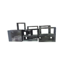 Quality Black Lacquer Acrylic display Stand (WST-P4)