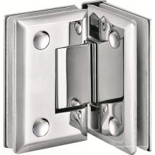 Душевая дверь стеклянная дверная петля
