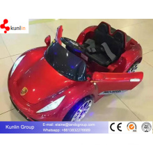 2015 Hot Selling Plastic Battery Operated Electric Baby Car with Remote Control
