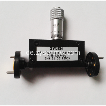 30dB Waveguide Variable Attenuator