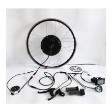 48V 1000w e bike electric bike hub motor conversion kit with controller inside