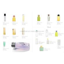 Empty Shampoo Hotel Bottle/Hotel Amenities Products