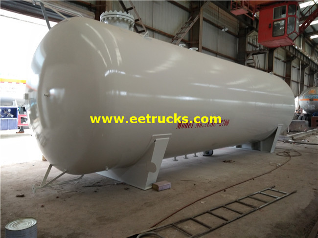 45cbm LPG Storage Tanks