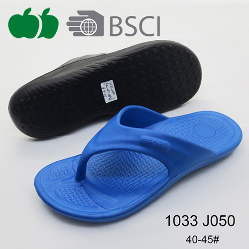 High Quality Simple New Designs Flat Eva Men Flip