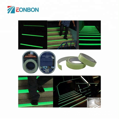 Luminous non-slip adhesive tape