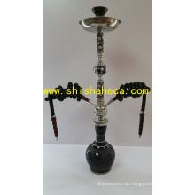 Großhandel Top Qualität Eisen Nargile Pfeife Shisha Shisha