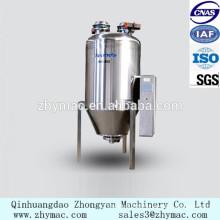 Mistura seca & transporte transportadora de máquina, máquina de mistura seca, tudo-em-um