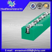 UHMWPE K type simplex Roller Chain Guide