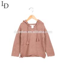 nuevo diseño mantener caliente sudaderas mujeres suéter