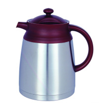 Double Wall Vacuum Coffee Pot Europe Style Svp-1000CH