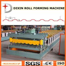 Metal Roof Color Steel Roll Forming Machine
