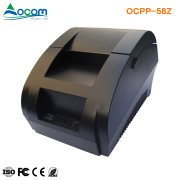 OCPP-58Z 58mm Thermal POS Printer With Built-in Power Adaptor For Receipt