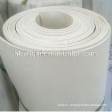 Rolo macio branco do PVC