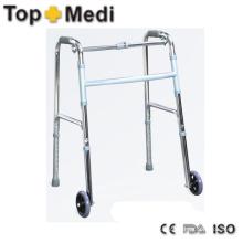 Adult Gait Training Walking Aid with Almuinum Frame